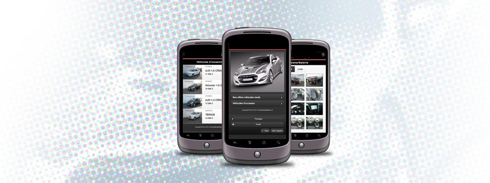 Site Web Mobile - Tunisie