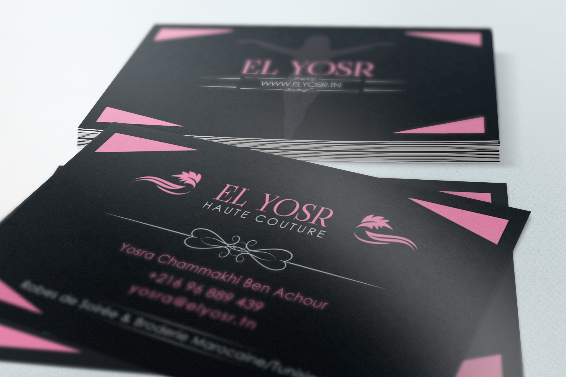 Experts Business El Yosr Haute Couture